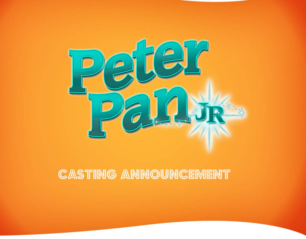 Peter Pan Jr. Casting Announcement